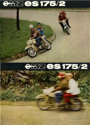 MZ ES 175/2 Prospekt 1967