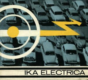 IKA Electrica Prospekt 1967