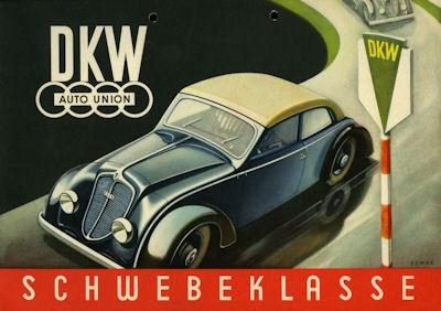 DKW Schwebeklasse Prospekt 2.1936