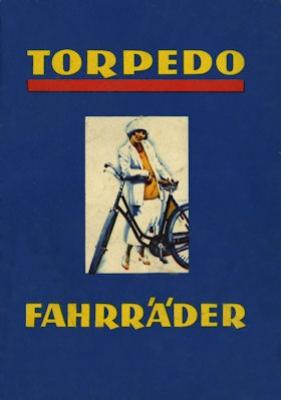 Torpedo Fahrrad Programm 9.1925