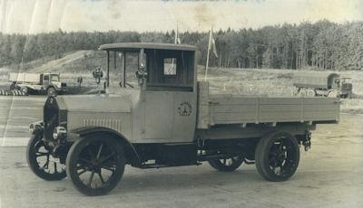Foto Magirus 1920er Jahre