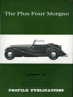 Morgan Plus Four Profile Publications No. 65