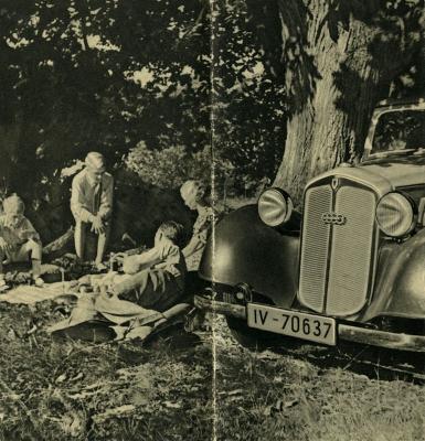 DKW Pkw Programm 4.1936