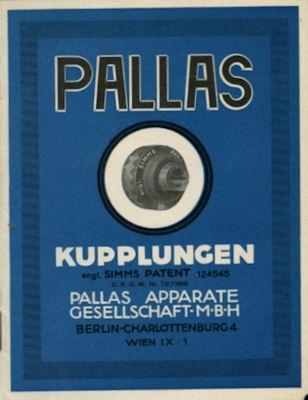 Pallas Kupplungen 2.1928