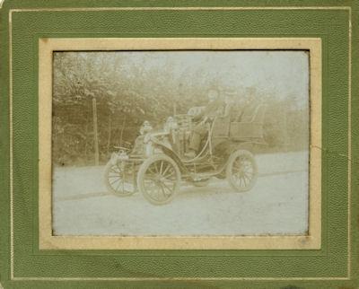 Foto Horch 1906
