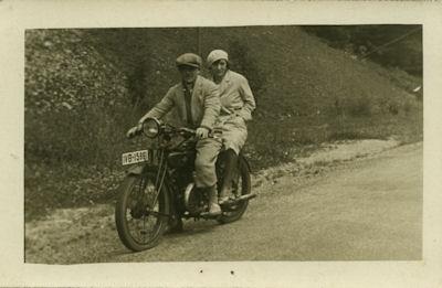 Foto DKW 1920er Jahre