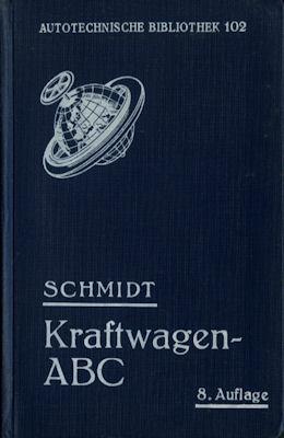 Autotechnische Bibliothek Bd.102 Kraftwagen ABC 1940