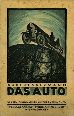 Aubert Salzmann Das Auto 1928
