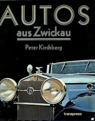 Peter Kirchberg Autos aus Zwickau 1985