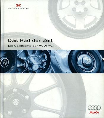Audi Tradition Das Rad der Zeit 4.1997