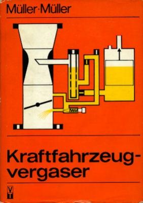 Müller / Müller Kraftfahrtzeugvergaser 1980