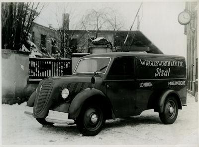 Foto Framo 1930er Jahre