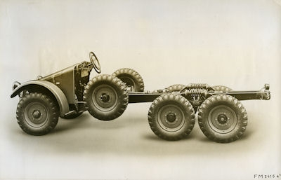 Foto Krupp L 2 H 43 1930er Jahre