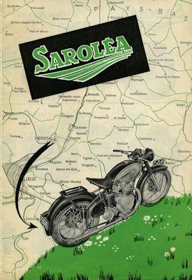 Sarolea Programm 1951