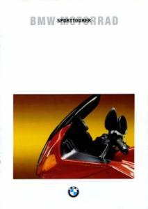 BMW Sporttourer Prospekt 1994