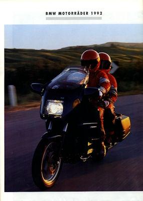 BMW Programm 1992