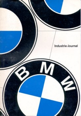 BMW Industrie Journal Heft 1 1964