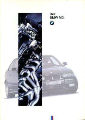 BMW M 3 Prospekt 1994