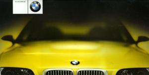 BMW M 3 Prospekt 2000 f