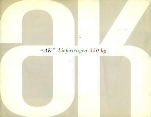 Citroen AK Prospekt 7.1963