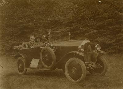 Foto Mathis 1920er Jahre