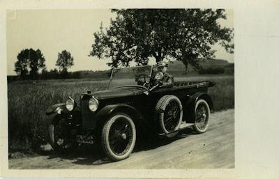 Foto Adler 1920er Jahre