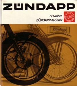 60 Jahre Zündapp 1977