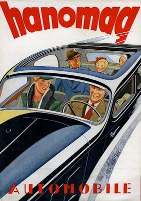 Hanomag Programm 1935