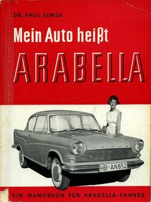 Paul Simsa Mein Auto heißt Arabella 1961