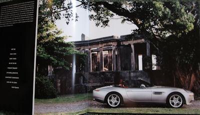 BMW Z 8 Prospekt 2001 1