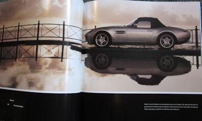 BMW Z 8 Prospekt 2001 2