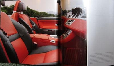 BMW Z 8 Prospekt 2001 4