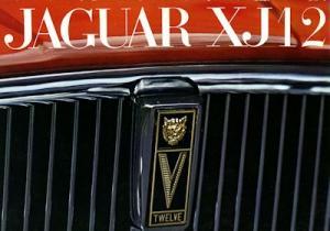 Jaguar XJ 12 Prospekt 1973