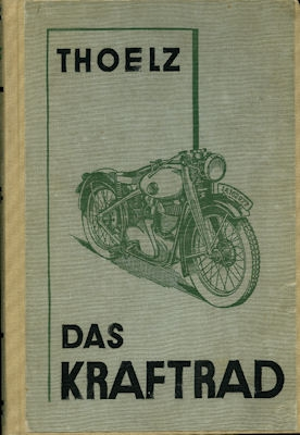 Thoelz Das Motorrad 1939