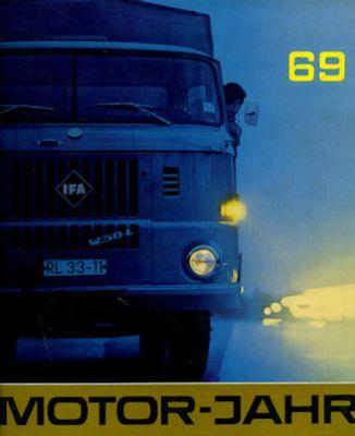 Motor-Jahr DDR-Jahresband 1969