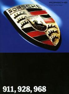 Porsche Programm 8.1993