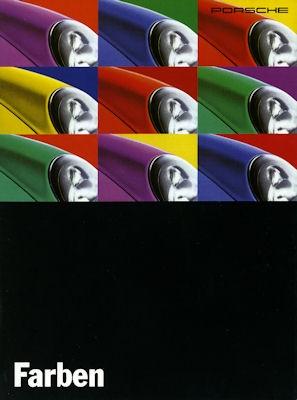 Porsche Farben 8.1994