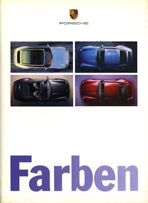 Porsche Farben 5.1996