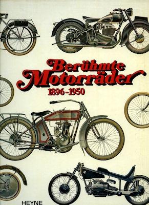Rey / Louis Berühmte Motorräder 1896-1950 von 1977