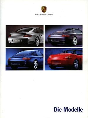 Porsche Programm Die Modelle 7.1999