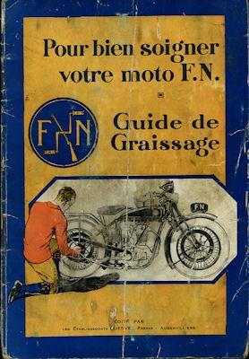FN M 60 + M 67 Bedienungsanleitung ca. 1928