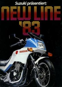 Suzuki Programm New Line 1983