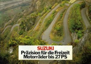 Suzuki Programm 27 PS 1980