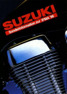 Suzuki Programm 1986