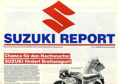 Suzuki Report Nr.2 1986