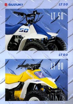 Suzuki LT 50 Prospekt 1994