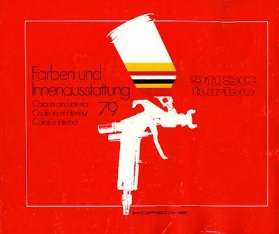Porsche 911 Farben 1979