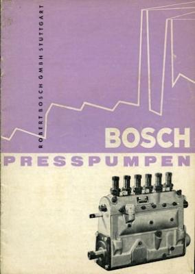 Bosch Presspumpen 7.1964