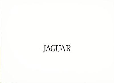 Jaguar Programm 1976