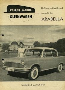 Lloyd Arabella Test 9.1959